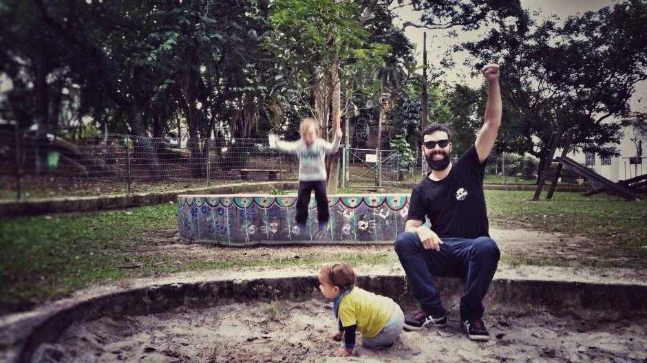 Não Basta Ser Pai Tem Que Participar A Frase Que Não Faz Sentido